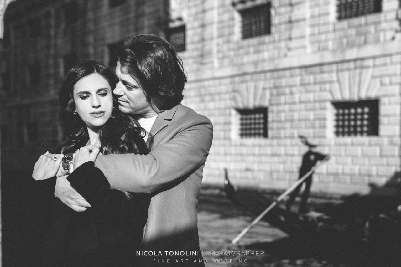 anniversario di matrimonio a venezia