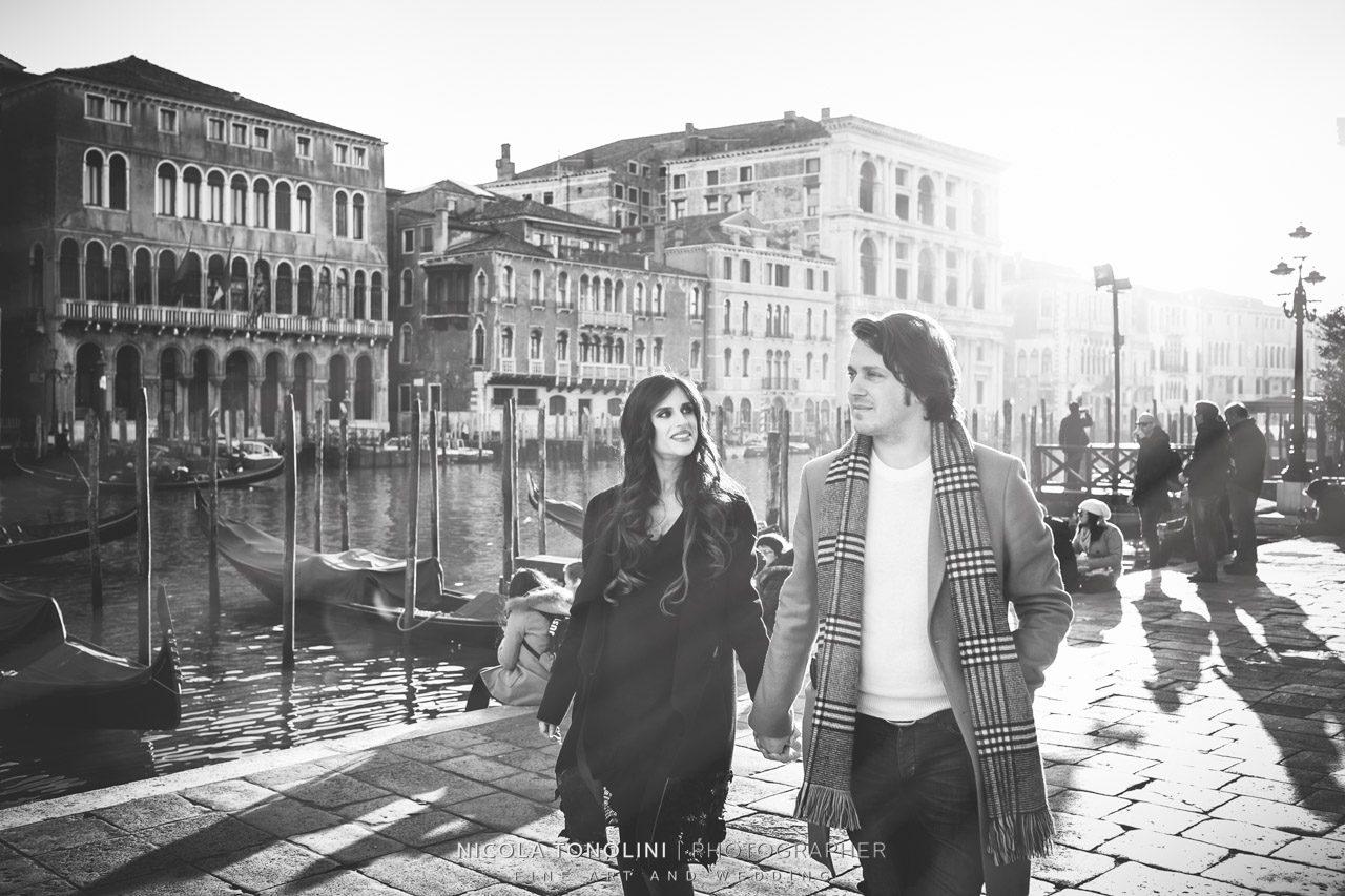 Wedding Anniversary in Venice