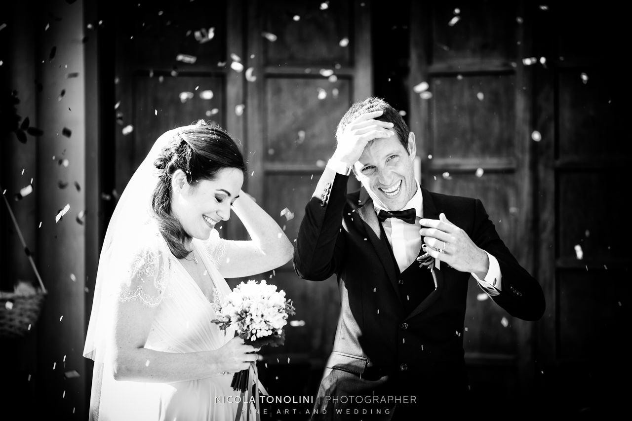 italian wedding ceremony confetti