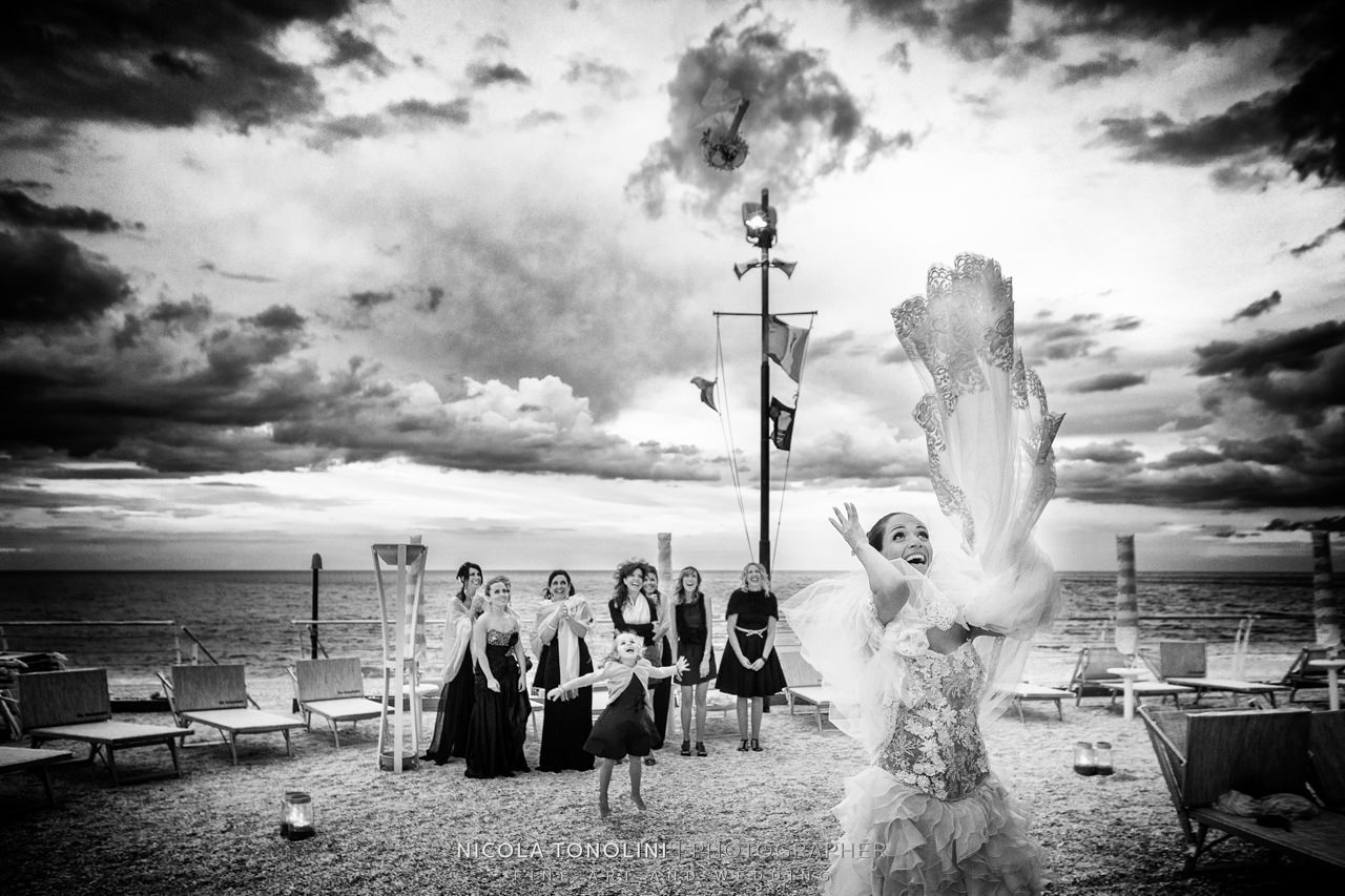 italian riviera wedding