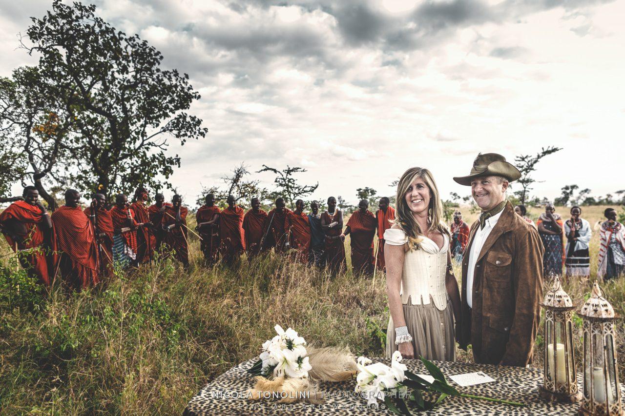 kenyan wedding ceremony maasai