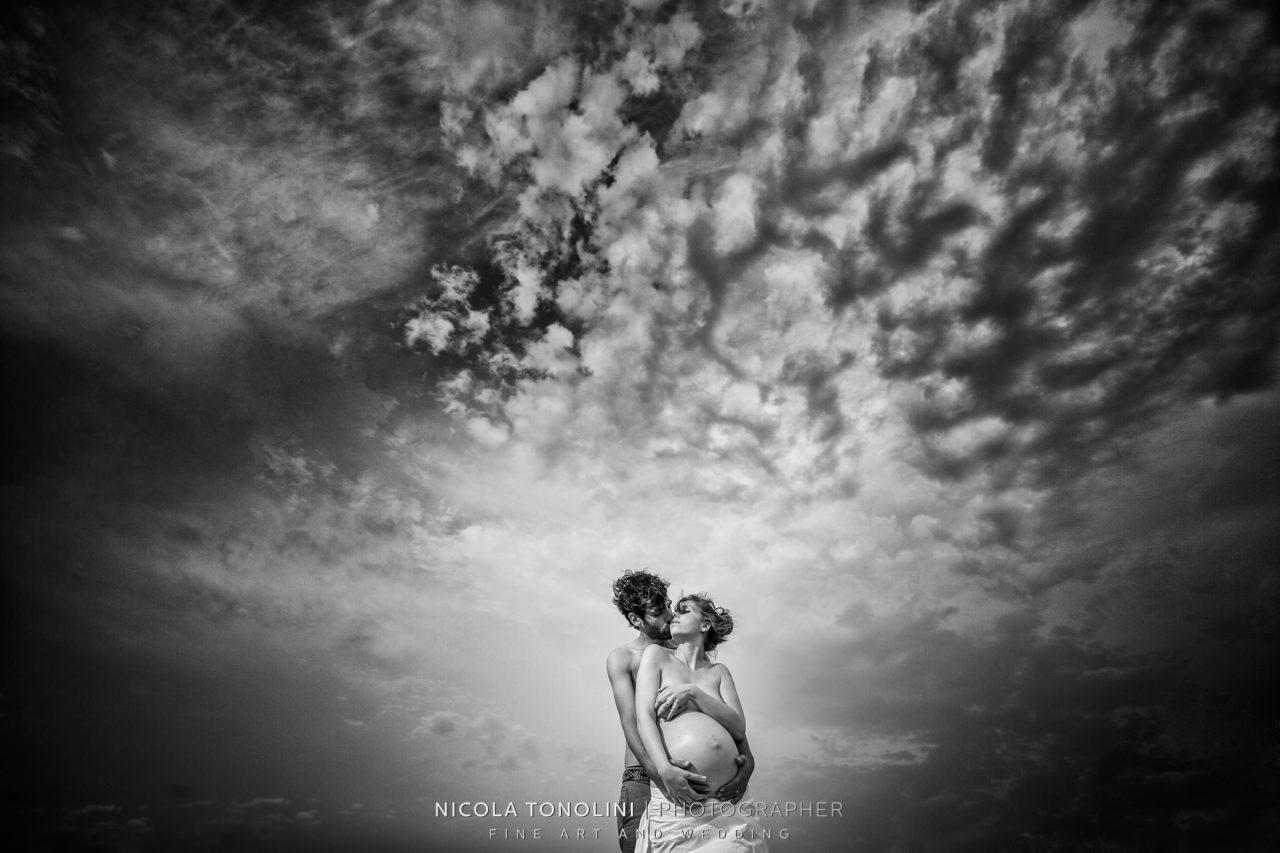 maternity photographer italy