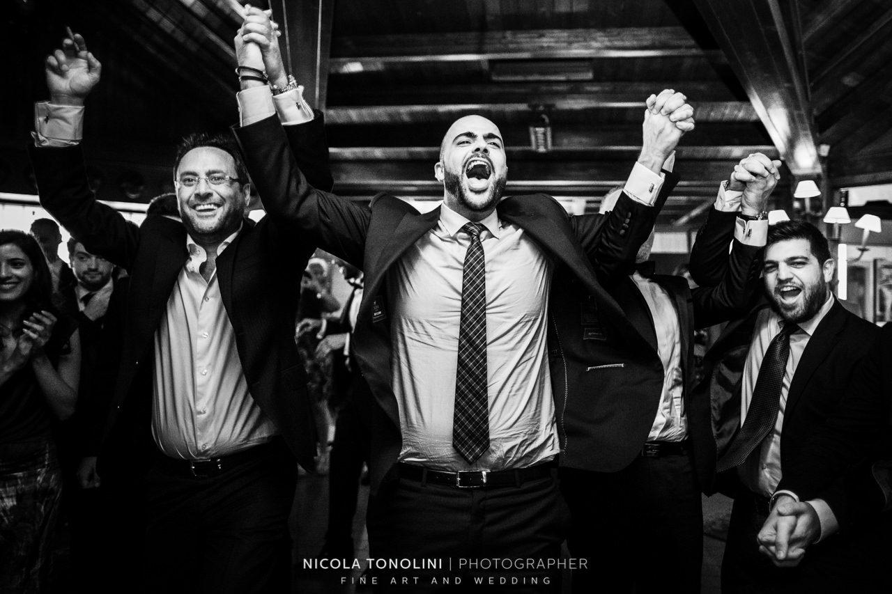 lebanese wedding reception
