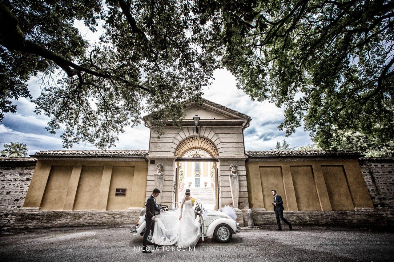 italian wedding venue