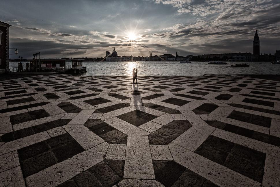 servizio fotografico engagement venezia