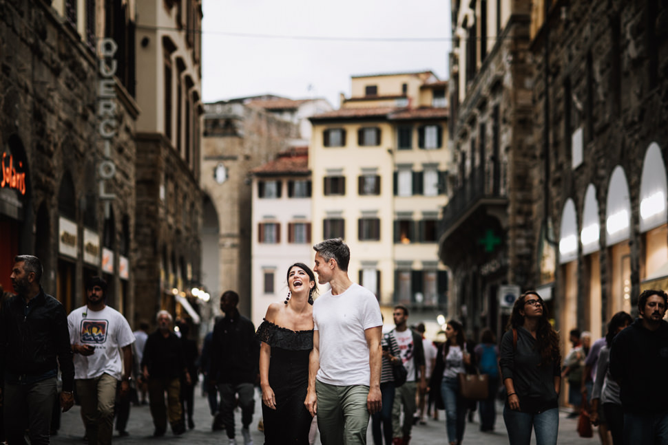 Pre Wedding Photo Shooting in Florence