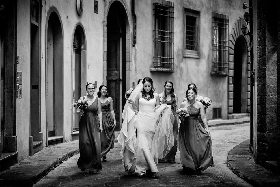 Catholic Ceremony in Florence