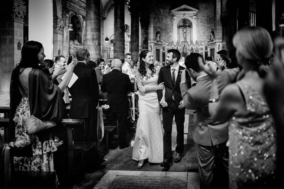 Reportage di Matrimonio in Bianco e Nero