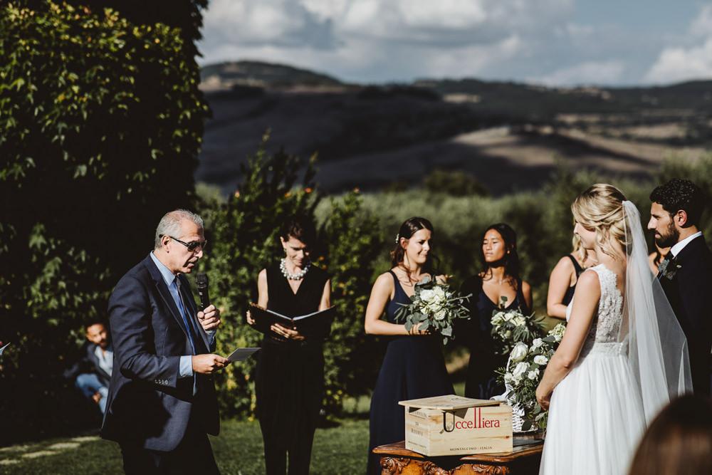 Fotografo Matrimonio Val D'Orcia