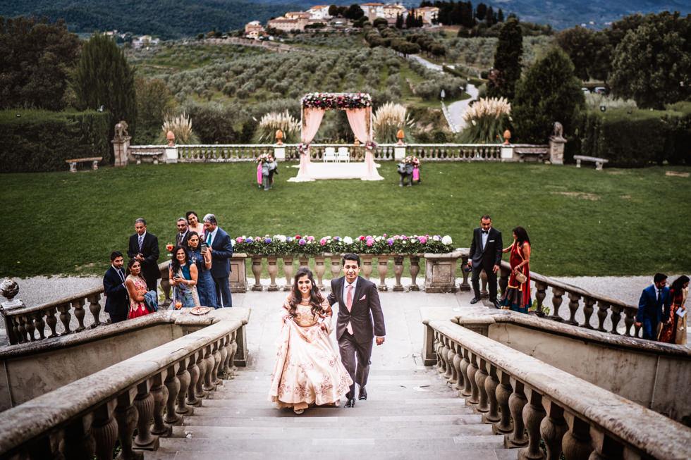 Matrimonio Tenuta di Artimino
