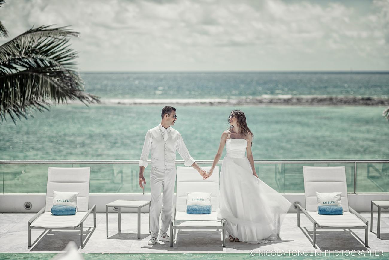 Fotografo Matrimonio Caraibi