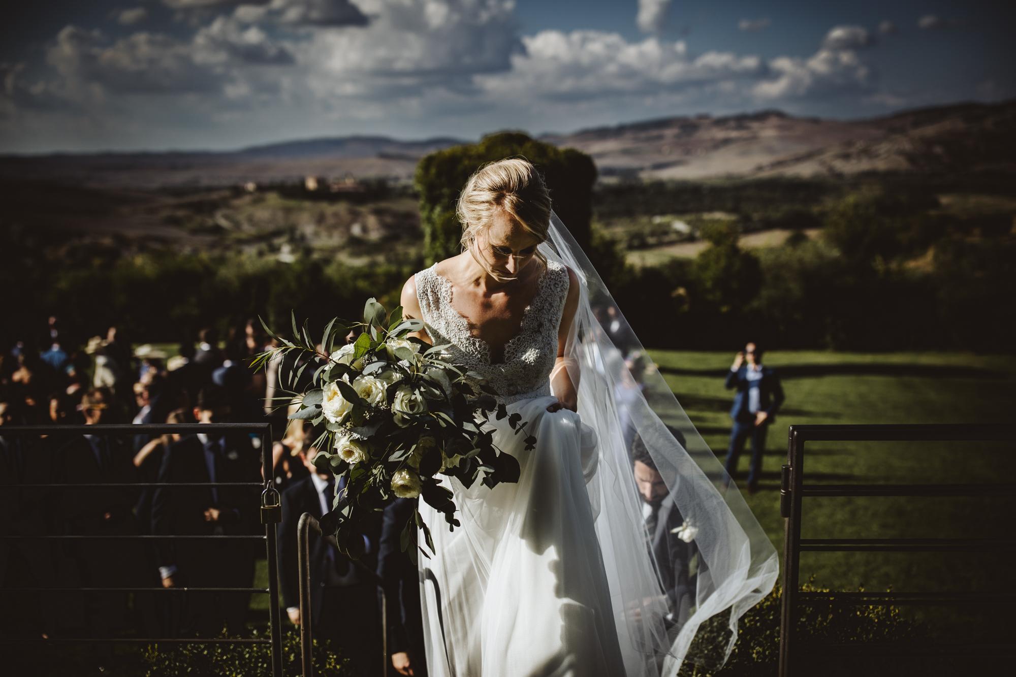 Matrimonio nel Chianti