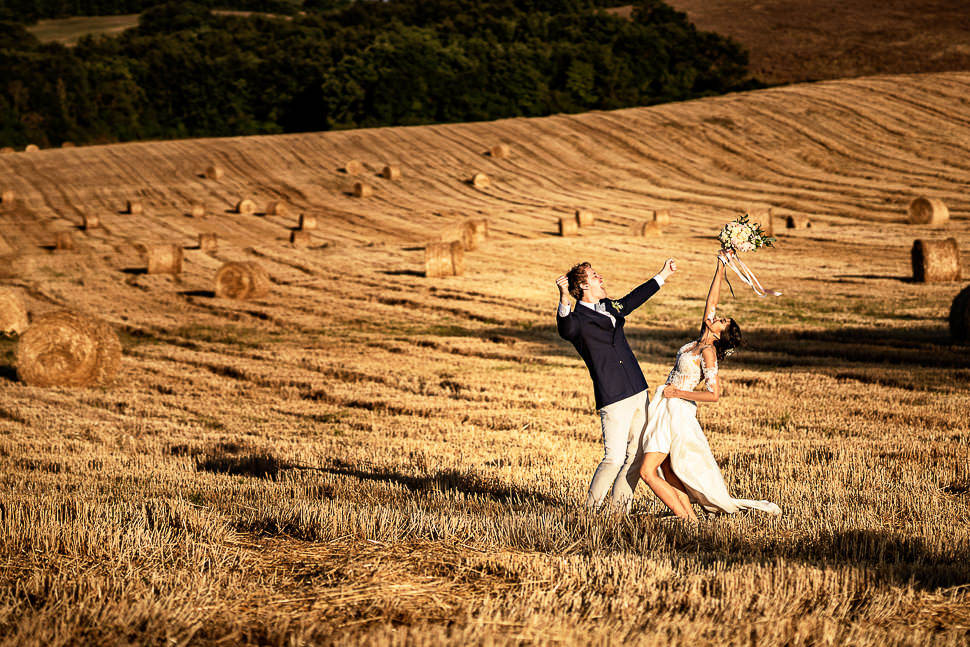 Destination Wedding Photographer in Umbria