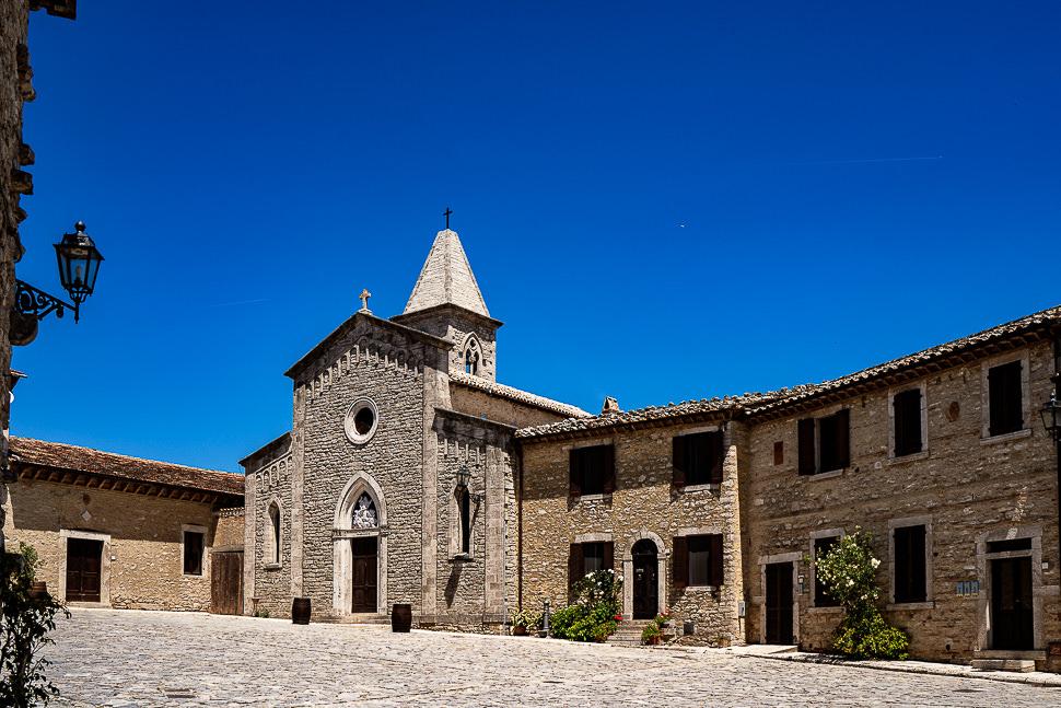 Castello di Titignano Orvieto