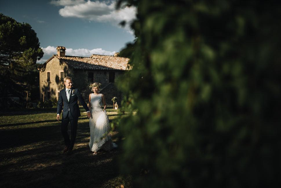 Matrimonio Casa Bruciata