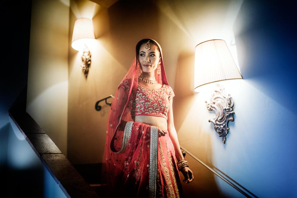 abito sposa indiana