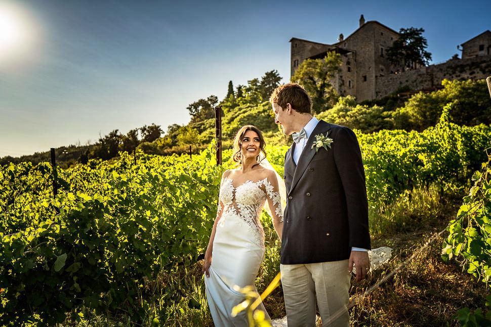 Matrimonio Castello di Titignano