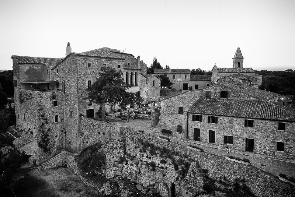 Ricevimento Castello di Titignano