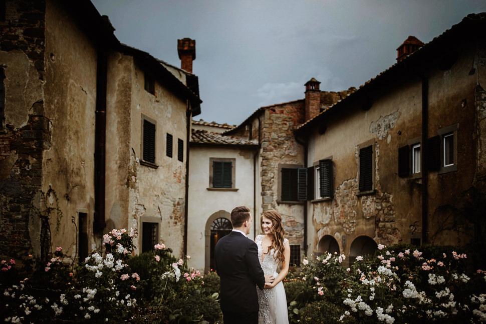 First Look Castello di Gargonza