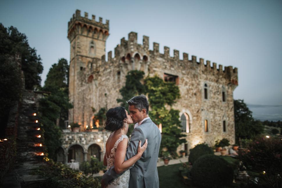 Matrimonio Castello Vincigliata