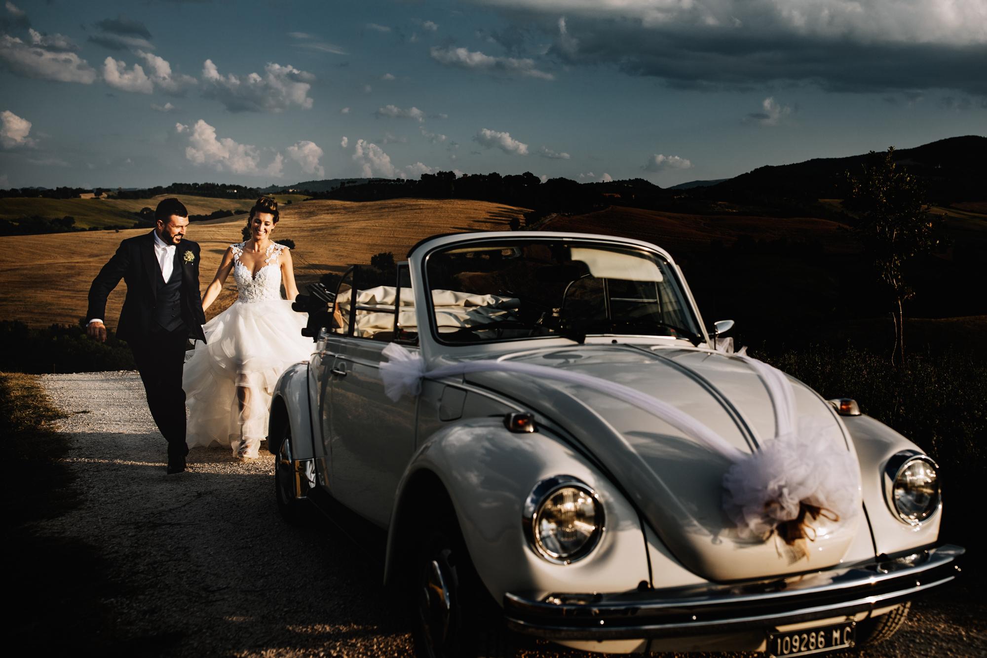 Fotografo di Matrimonio nelle Marche