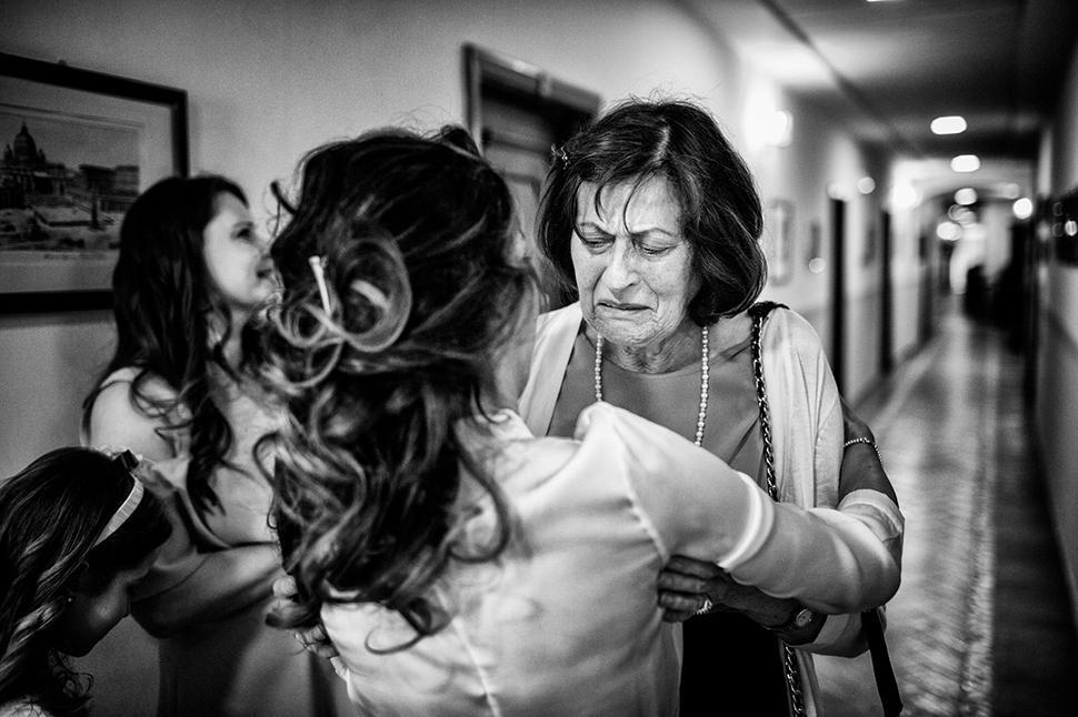 Nonna Sposa Emozione