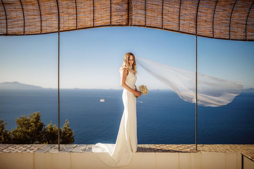 Fotografia di Matrimonio Capri