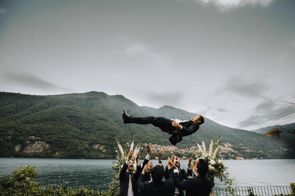 Fotografia di Matrimonio Lago di Como